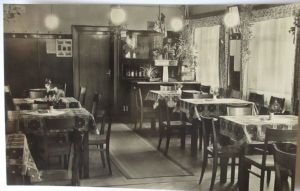 Egelsdorf bei Königsee in Thüringen, Gaststaätte Erholung (19225)