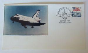 Weltraum USA NASA Space Shuttle Kid´s Space Station 1994 ♥ (32271)