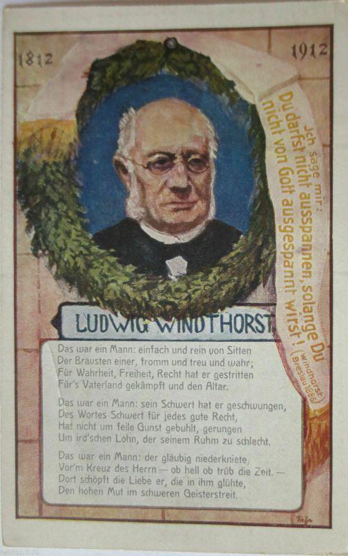 Volkspartei Das Zentrum, Ludwig Windhorst (26765)