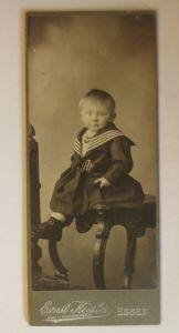 Fotografie Ernst Kessler Essen, Foto-Atelier, Kinder Mode Matrose ♥ (30657)
