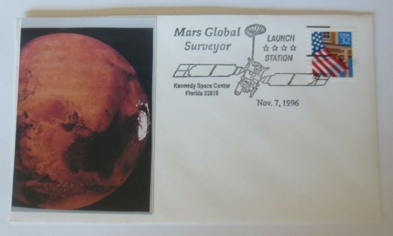 Weltraum USA NASA Mars Global Surveyor Kennedy Space Center  1997 ♥ (31636)