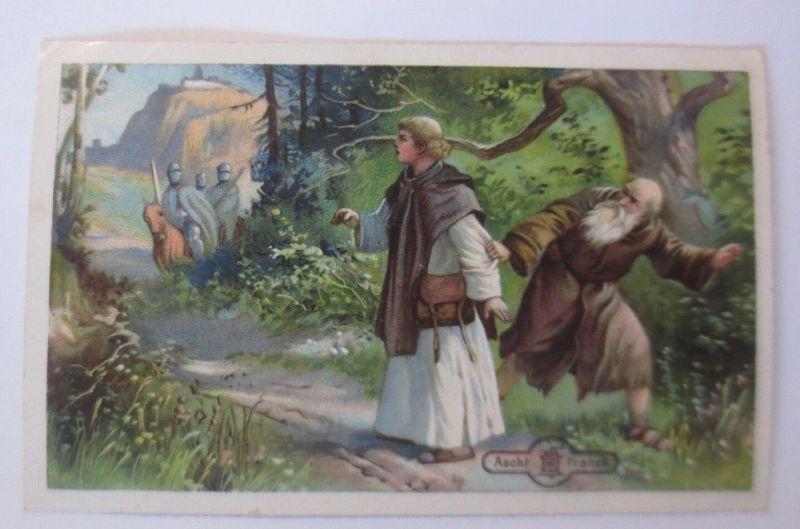 Kaufmannsbilder,  Aecht Franck Kaffee, Serie Ekkehard,  Nr.2   ♥  (64291)
