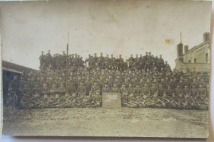 Frankreich, Soldaten Pionier Regiment 19, Fotokarte (18472)
