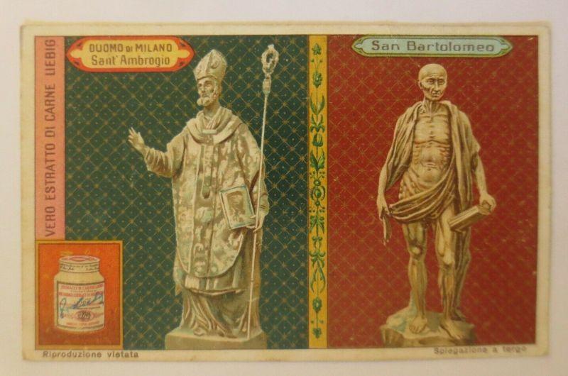 Liebig Italien, Serie  1157  Milano - Il Duomo  ♥ (44794)