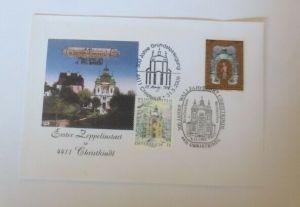 Österreich FDC Sonderstempel Erster Zeppelinstart  4411 Christkindl 1995♥(72636)
