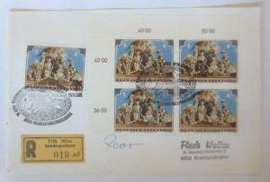 Österreich Weihnachten Sonderstempel 1988 ♥ (72628)