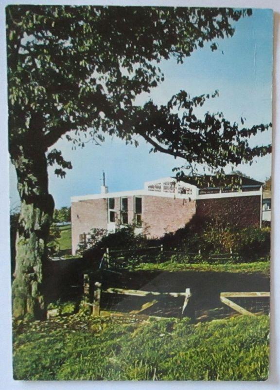 Tholey Saar Schaumberg, Meditationszentrum 1979 (20)