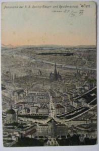 Wien, Panorama, 1910 (37521)