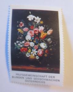 Vignetten, Hilfsgemeinschaft der Blinden  Österreichs  ♥ (70497)