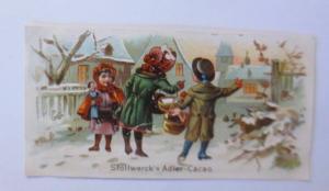 Stollwerck, Gruppe 25,  Nr.6, Album  Nr.4,  Kinder, Chocolade ♥