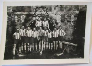 Deutschland, Fußballmannschaft, original Foto ca. 1930 (39442)