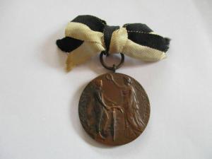 Fahrrad -Orden Auszeichnung bei Fahrradrennen 3. Preis Jugendmeisterschaft 1924