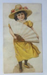 Kaufmannsbilder, Kinder, La Chicoree, A, Paul Mairesse, Cambrai,  1880 ♥