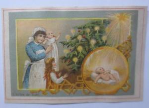 Kaufmannsbilder, Weihnachten, Kinder, Weihnachtsbaum,   1900 ♥