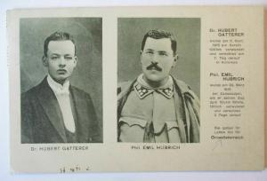 Österreich, Kriegshelden von Grossösterreich, Patriotik 1915 (65408)