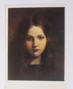 Künstlerkarte, Frauen,   1920, Vienne Munk    ♥ (21324)