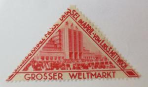 Vignetten  Großer Weltmarkt  ♥ (19038)