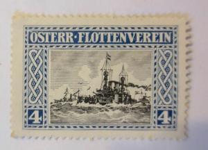 Vignetten, Österreich-Flottenverein 1914 ♥