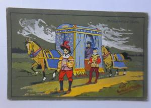 Kaufmannsbilder, Palmin, Serie 58, Transportmittel, Bild 6.  ♥