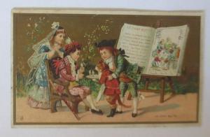 Kaufmannsbilder, Paris-Chalon- S /-Saone, Kinder, Katzen,   1890  ♥
