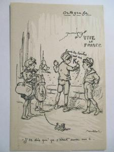 Patriotik Frankreich, Kinder, Vive la France (42096)