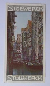 Stollwerck, Gruppe 301,  Nr.1, Album  Nr.7, Hamburg I. ♥