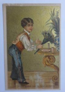 Kaufmannsbilder,  Kinder, Mode,  1889 ♥