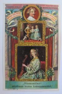 Kaufmannsbilder, Gemälde Alter Meister, Anton van Dyck, Serie 304, Nr.2 ♥