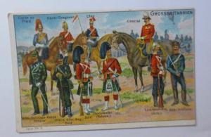 Kaufmannsbilder, Garde zu Pferd, Grossbritannien, Serie 314, Nr.6 ♥