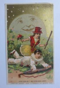 Kaufmannsbilder, Chocolat Guerin Boutron,  1889 ♥