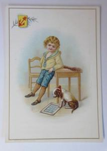 Kaufmannsbilder, Richter Anker Verlag Leipzig, Drei gute Heilmittel  ♥ (64081)