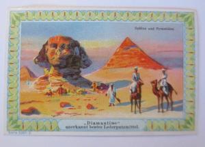 Kaufmannsbilder, Diamantine, Serie 5383, Nr. 5, Ägypten  ♥
