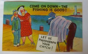 Scherzkarten, Männer, Frauen, Foto, Fotoapparat, 1920 ♥ (57046)