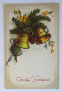 Weihnachten, Glocken, Tannenzweige,   1936 ♥ (55467)