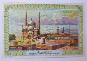 Kaufmannsbilder, Diamantine, Serie 5383, Nr. 2, Ägypten  ♥