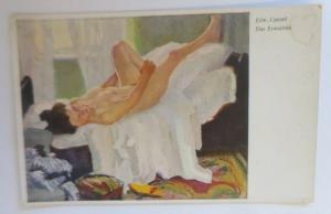 Erotik, Frauen, Aktstudien II. Das Erwachen,   1913, Edward Cucuel ♥ (3084)