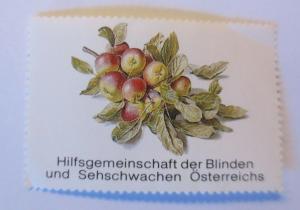 Vignetten, Hilfsgemeinschaft der Blinden  Österreichs  ♥ (70496)