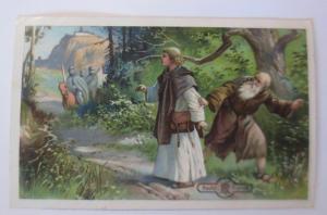 Kaufmannsbilder,  Aecht Franck Kaffee, Serie Ekkehard,  Nr.2   ♥