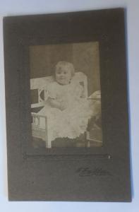 CDV, Foto F. Frey Söhne, Heilbronn A/N  Kinder, 1900  ♥ (59994)