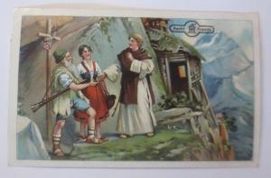 Kaufmannsbilder,  Aecht Franck Kaffee, Serie Ekkehard,  Nr.6   ♥