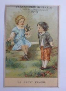 Kaufmannsbilder,  Meu Imbert-Lyon    Kinder, Spielzeug   1900 ♥