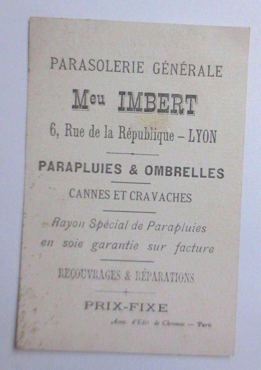 Kaufmannsbilder,  Meu Imbert-Lyon    Kinder, Spielzeug   1900 ♥ 1