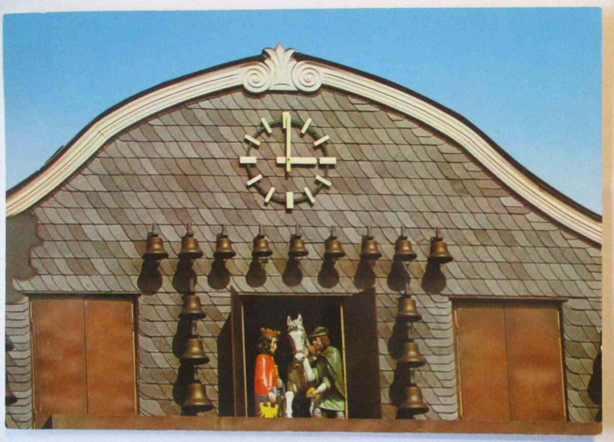 Goslar Glockenspiel Glocken Uhr (53060) 0