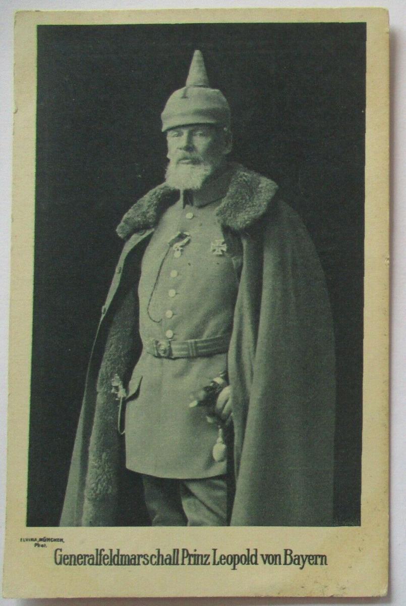 Generalfeldmarschall Prinz Leopold von Bayern (49366) 0
