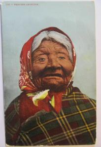 Indianer, Princess Angelina, Tochter von Chief Seattle (5837)