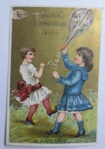 Kaufmannsbilder,  Bonneterie & Chaussures, Kinder, Mode ♥