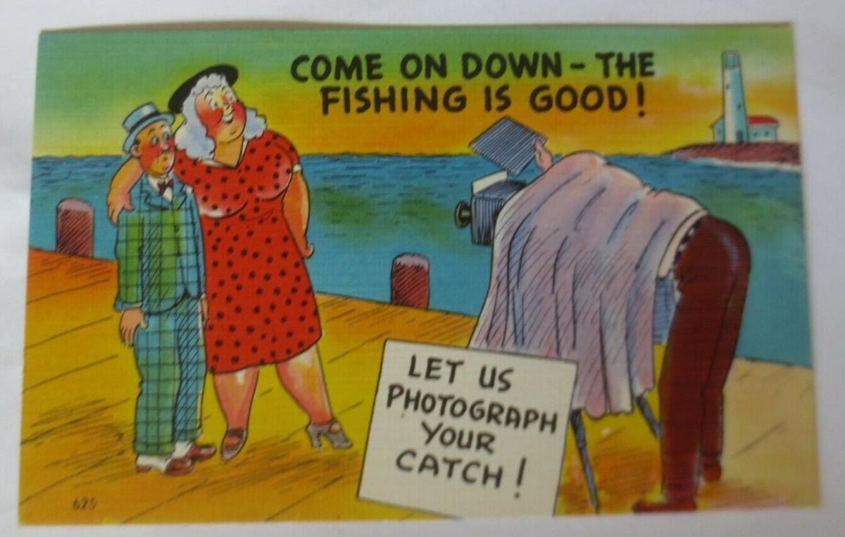 Scherzkarten, Männer, Frauen, Foto, Fotoapparat,1920 ♥ ... (19692) 0