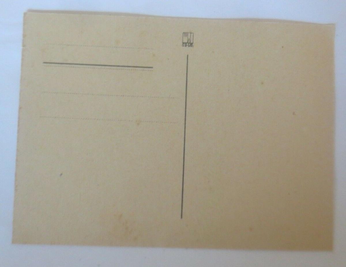 Ostern, Winterlandschaft, Hase, Ostereier,  1940, Hanns Müllner ♥ (70834) 1