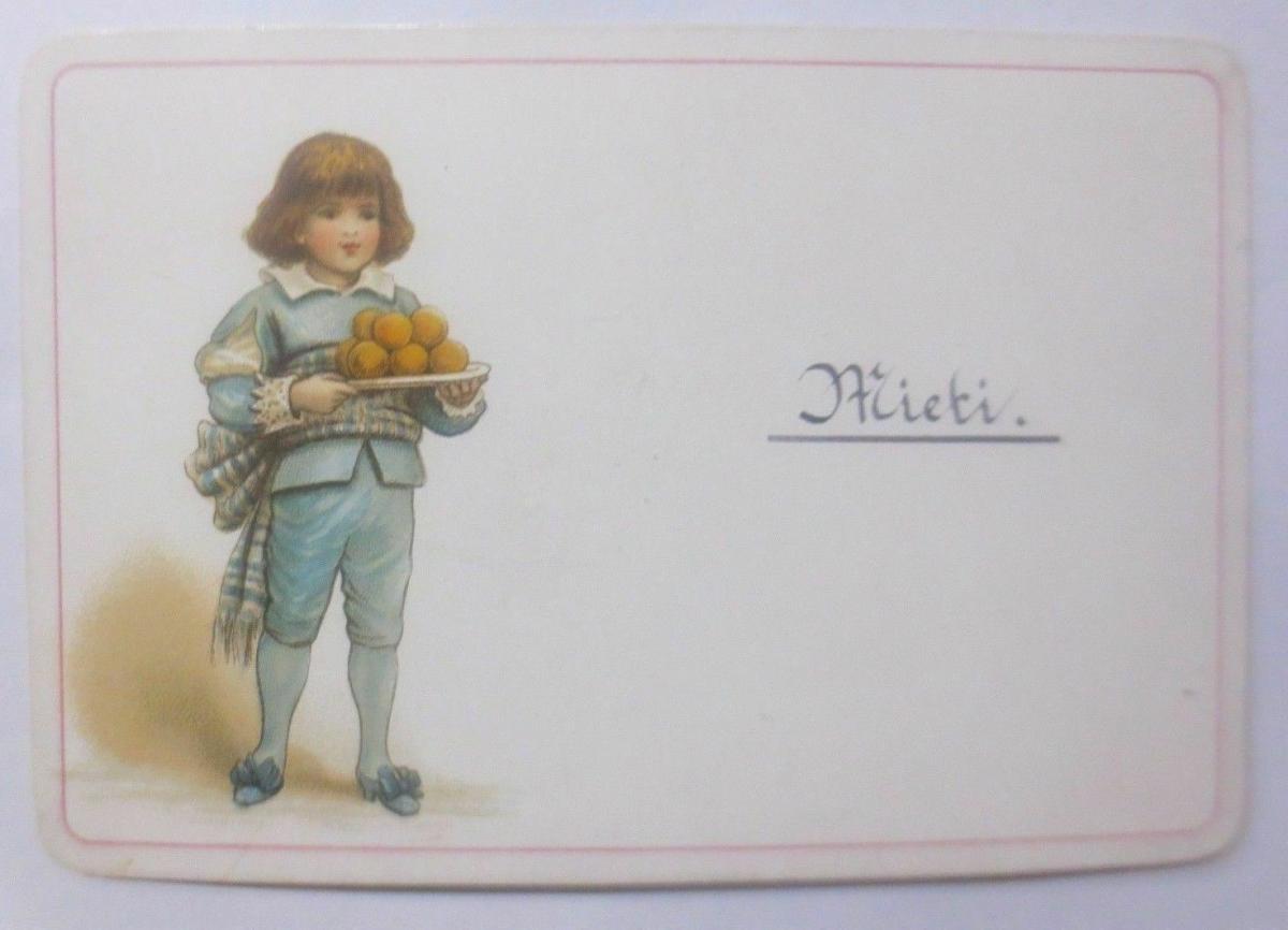 Kaufmannsbild, Kinder, Gebäck    1900    ♥ 0