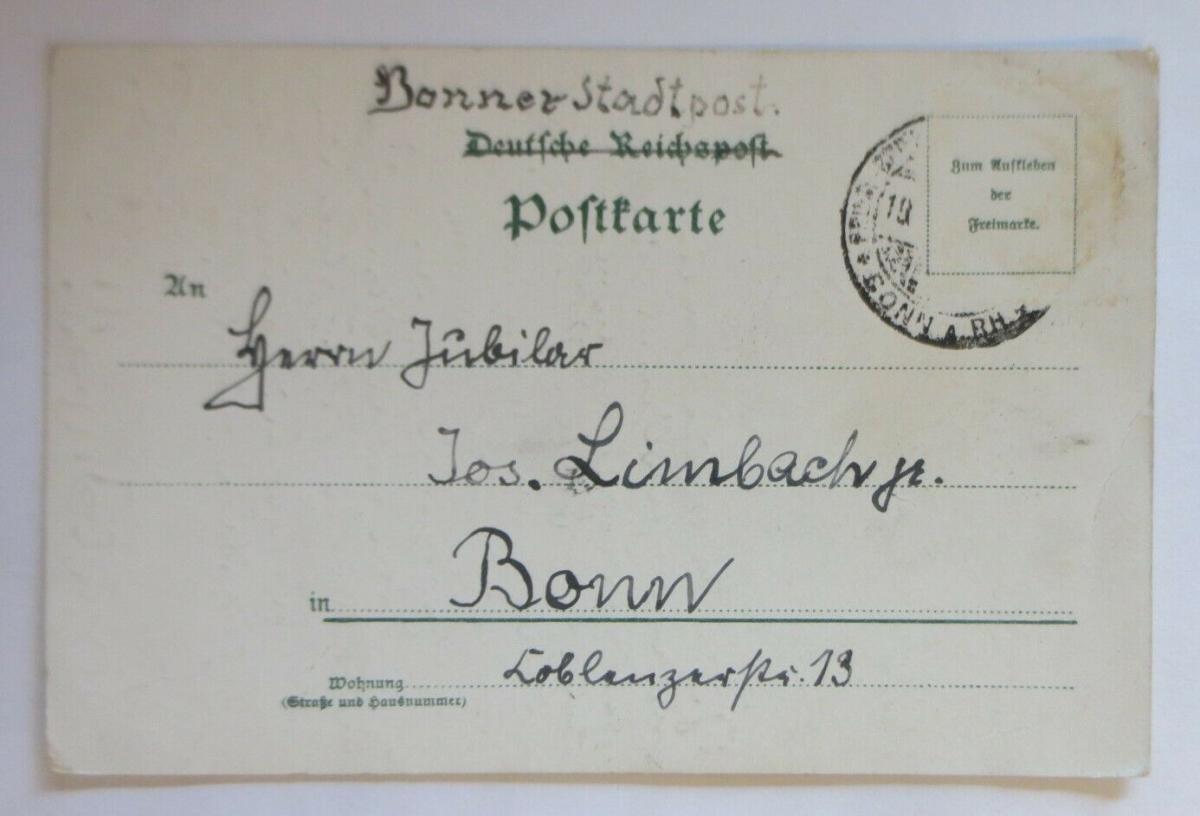 Kaiser Wilhelm des Großen  zum 100 Jährigen Geburtstage  1897 ♥ (7718) 1